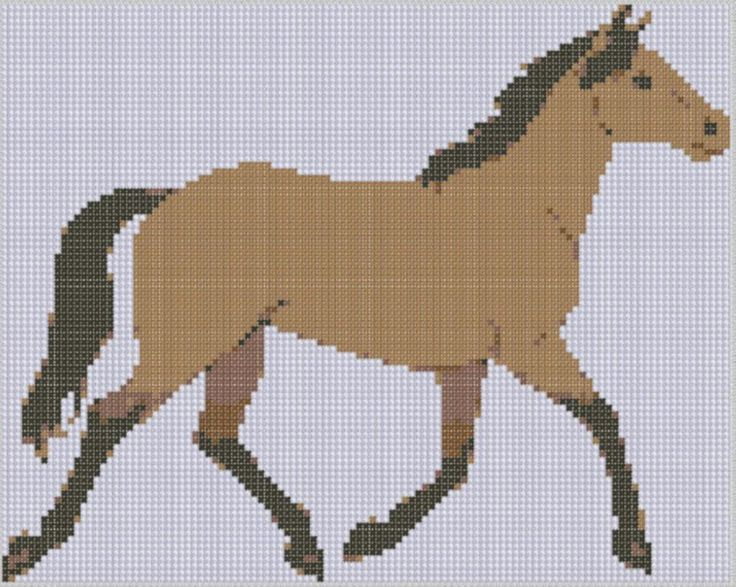 28 best images about horses on Pinterest Cross stitch, Cross stitch patterns and Free cross ...