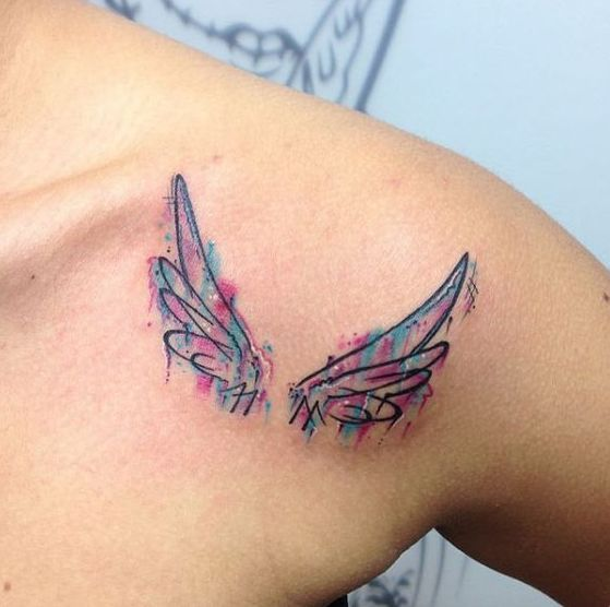 WING TATTOO HAS A SPECIAL MEANING – Page 3 of 61