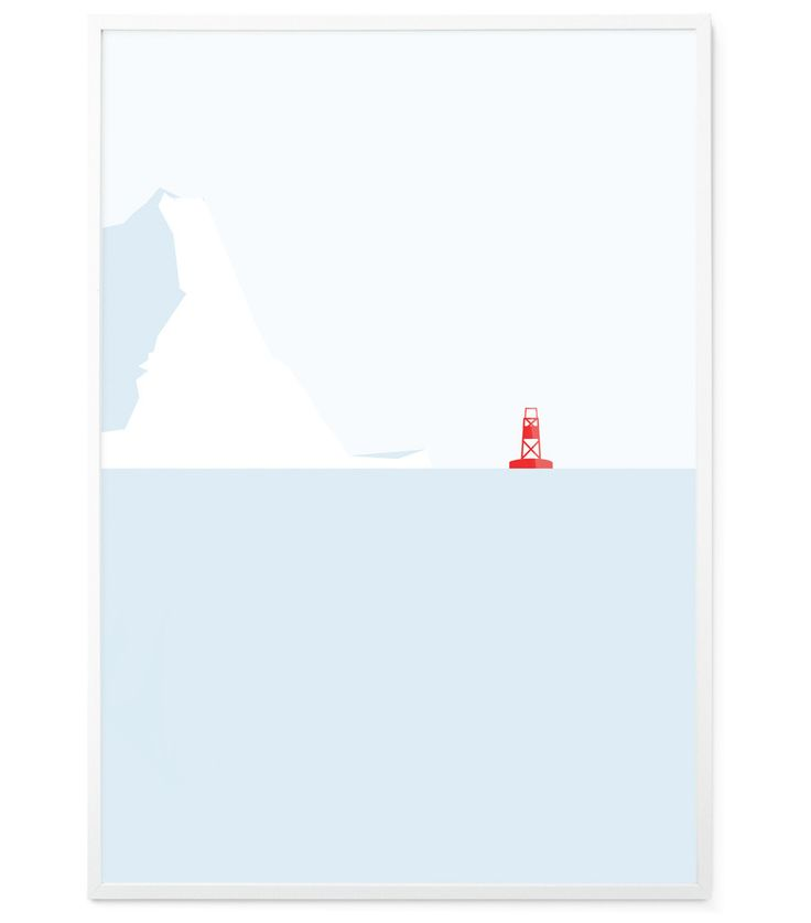 Red buoy – Egan and Well