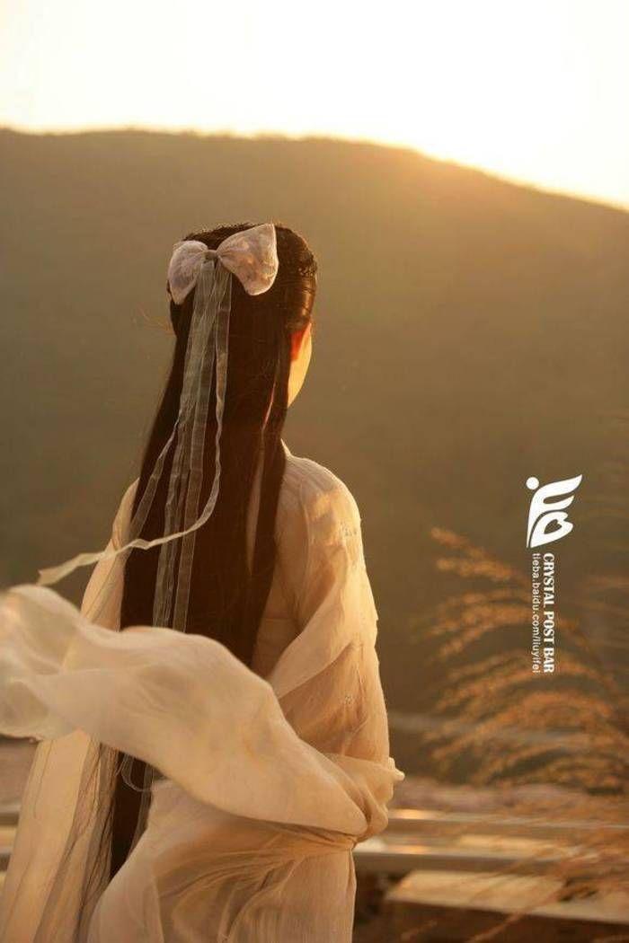 刘亦菲,就是这么美美哒~♝