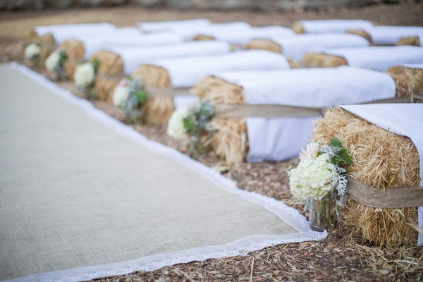 25+ Best Ideas About Hay Bale Seating On Pinterest