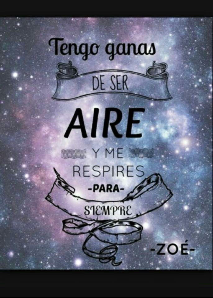 #Zoé #Soñé