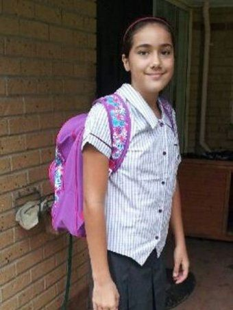 Tiahleigh Palmer School uniform, backpack of suspected murder victim 12yo Tiahleigh Palmer still missing, police appeal for public help
