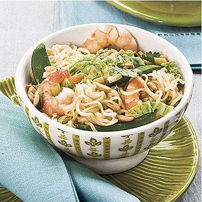 Quick and Easy Dinner Recipes: Noodle Bowl - Quick and Easy 20-Minute Dinner Recipes - Southern Living