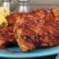 Honey Barbecue Pork Chops ***Crockpot***