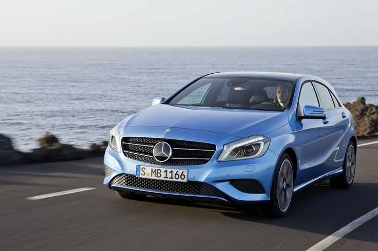 New Mercedes-Benz A-Class Priced from £18,945 in Britain - Carscoop -  [A 180 BE with a 1.6-liter engine producing 121hp (122PS), the A 200 BE powered by a 1.6-liter unit with 154hp (156PS) and the range-topping A250 BE equipped with a 2.0-liter turbo delivering 208hp (211PS).    The A-Class' diesel range includes the A 180 CDI with either a 1.5-liter or 1.8-liter engine, both rated at 108hp (109PS), and the A200 CDI BE featuring a 1.8-liter unit with 134hp (136PS).]
