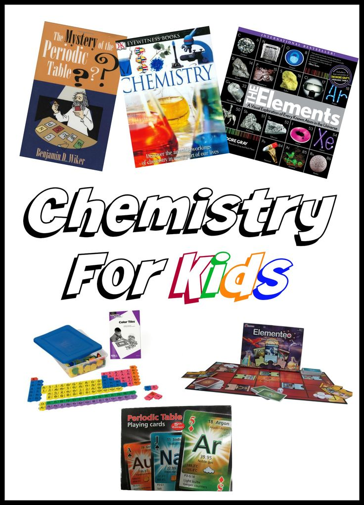 Amazon Best Sellers: Best Children's Chemistry Books