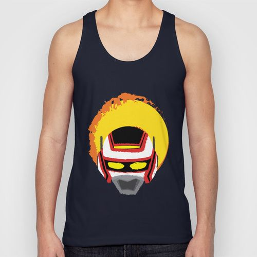 Buy Jaspion Unisex Tank Top by Itamar Schuindt. Worldwide shipping available at Society6.com. Just one of millions of high quality products available.