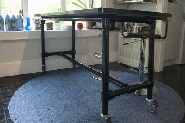 die besten 25 selbstgebaute k cheninsel ideen auf pinterest paletten k che insel k cheninsel. Black Bedroom Furniture Sets. Home Design Ideas