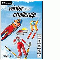 Kalypso Winter Challenge (download versie) (KALY011AE)  Category: Sports Winter Challenge 2008 is a venturesome and dynamic sports simulation which allows the player to become a practise different winter sports diciplines. The game is a precise simulation of sportsmen's actions. The control of your virtual copy will allow you to feel yourself a speed-skater on a skater track and when performing a ski jump a sportsman speeding on a luge or a bob sleigh or even become a curling skip. This…