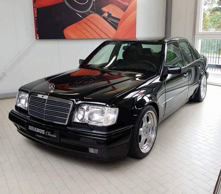 """709 Likes, 5 Comments - The Mercedes-Benz Club (@themercedesbenzclub) on Instagram: """"Rare Brabus E Class W124. #rodgerdodge #mercclub #mercedes #mercedesbenz #mercedesclub #mbusa…"""""""