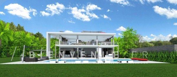 Villa, Cannes, 7 pièces