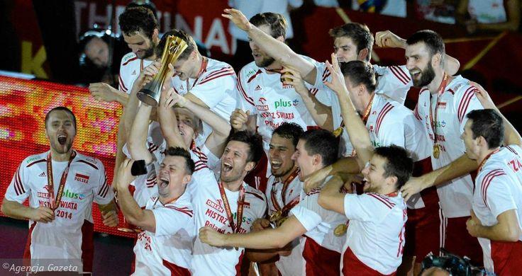 Puchar w górze i radość Polaków!