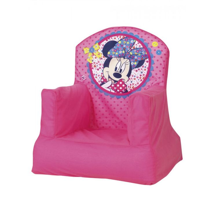 Minnie Mouse Shopaholic Cosy Chair
