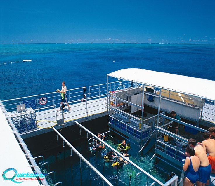 Quicksilver Cruise Great Barrier Reef