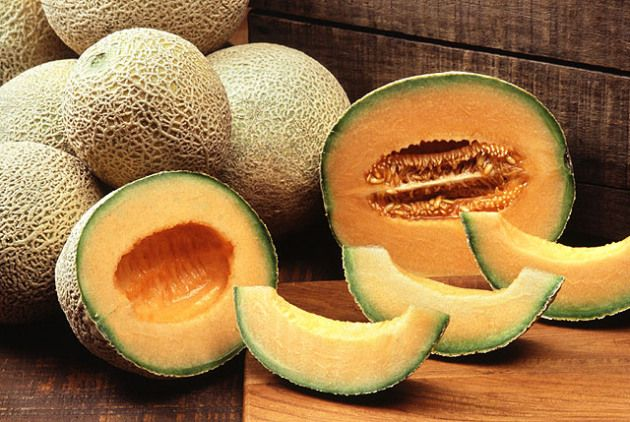Benefits of Cantaloupe.  Holy Moly!  Cantaloupe will be staying in my house from now on...this is a must read!