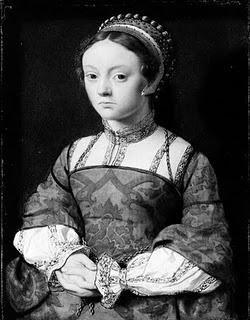 ¿Es posible que la dama del retrato sea María Tudor?