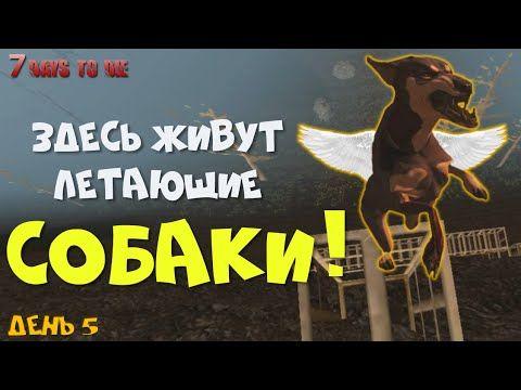 7 Days to Die (14 alpha) ► Место, где живут летающие собаки и медведи-ск...