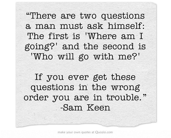 What should be the first question to ask in an interview?