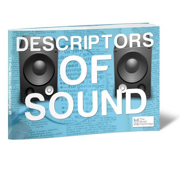 Descriptors of Sound Poster