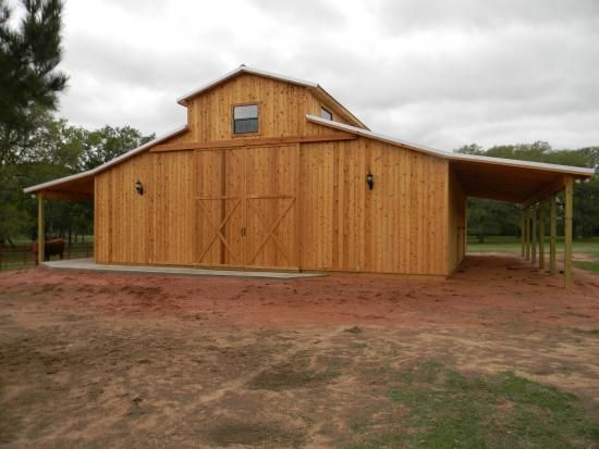 22 best timber frame barns images on pinterest timber for Horse pole barn