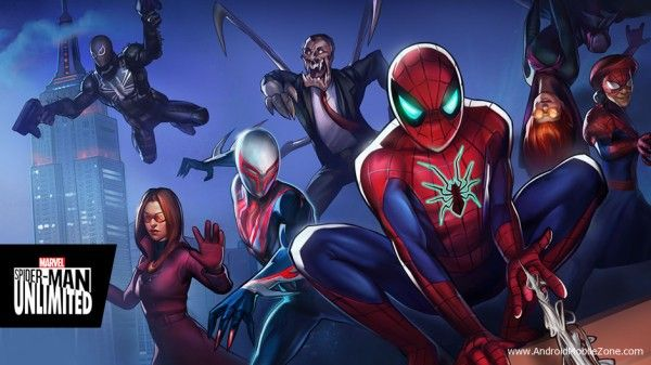 Free Download MARVEL Spider-Man Unlimited android modded game for your android mobile phone and tablet from Android Mobile zone. MARVEL Spider-Man Unlimited is an Action game; the game is developed by Gameloft.