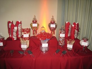 14 best images about samantha 39 s vegas themed wedding on for Candy bar for weddings receptions