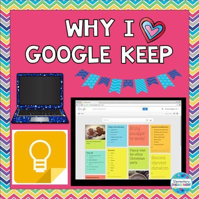 Taking Notes Using Google Keep