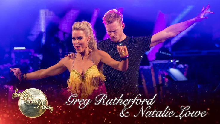 Greg Rutherford and Natalie Lowe Cha Cha to 'We Found Love' - Strictly 2...