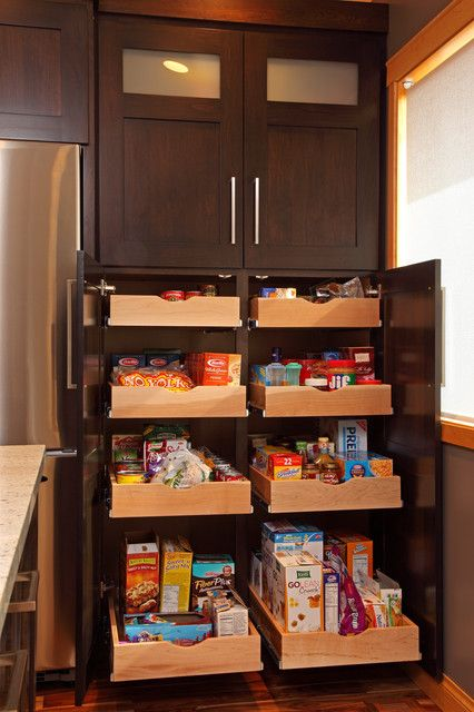 I had these shelves in a previous home and loved them!!!!  Definitely a must have in my dream kitchen.  :)