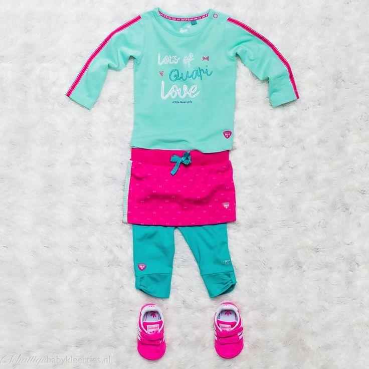 Quapi Longsleeve Elska | Quapi babykleding