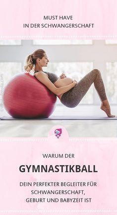 Gymnastikball für Schwangerschaft und Geburt – Viki