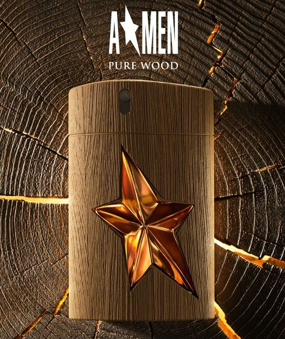 A'Men Pure Wood by Thierry Mugler