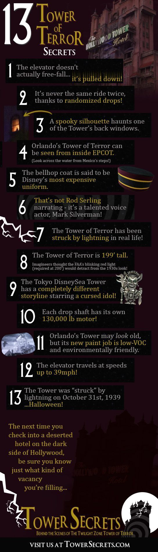 13 fun and spooky secrets about Disneyu0027s