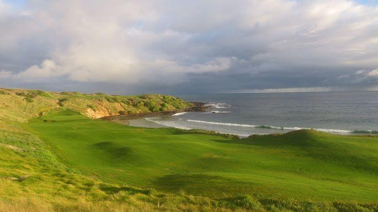 Cape Wickham golf course #KingIslandWed
