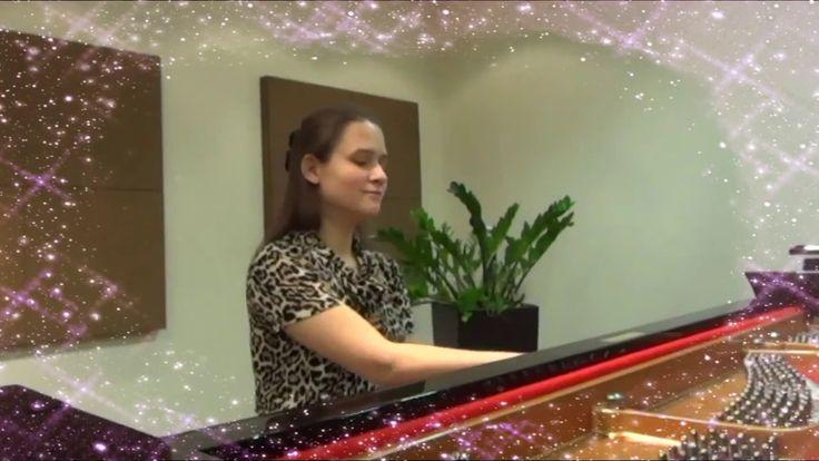 Marina Yakhlakova - New Year improvisation