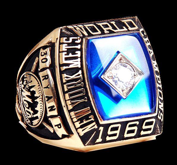 the new york mets | 1969 New York Mets Ring | Rings That Bling