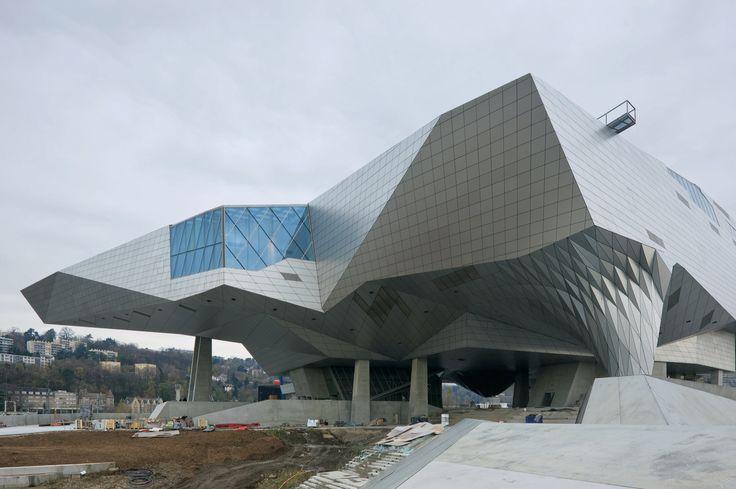 Galeria - Musée des Confluences / Coop Himmelb(l)au - 9