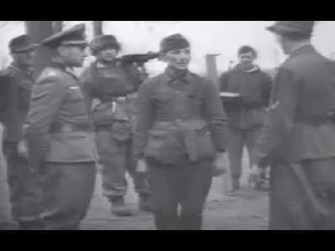 Die Deutsche Wochenschau - Raw Footage - Unreleased Last Issue - 1945-03...