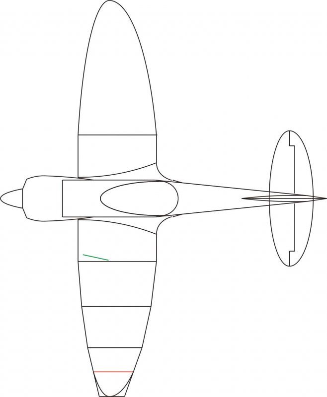 Spitfire Airplane Template | Corsair/Spitfire hybrid-sectioned-wing.jpg