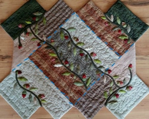 Quilting Patterns For Bags : 1000+ images about Products I Love/Quilts/Sewing Ideas.etc.. on Pinterest