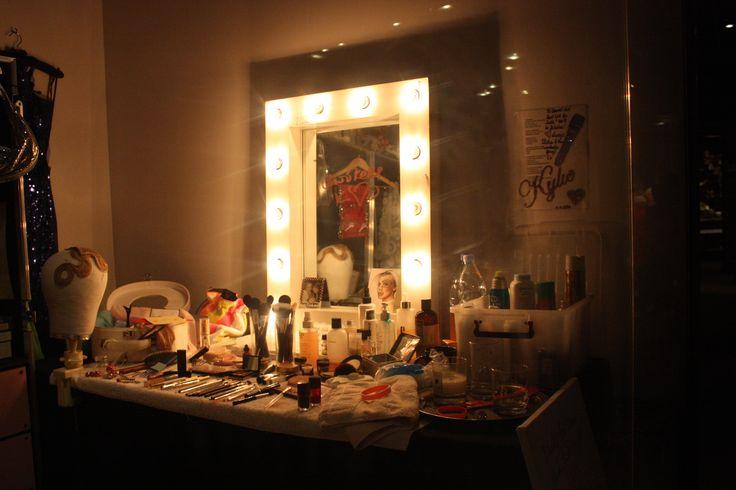 Theatre Dressing Room Shoot Pinterest Dressing