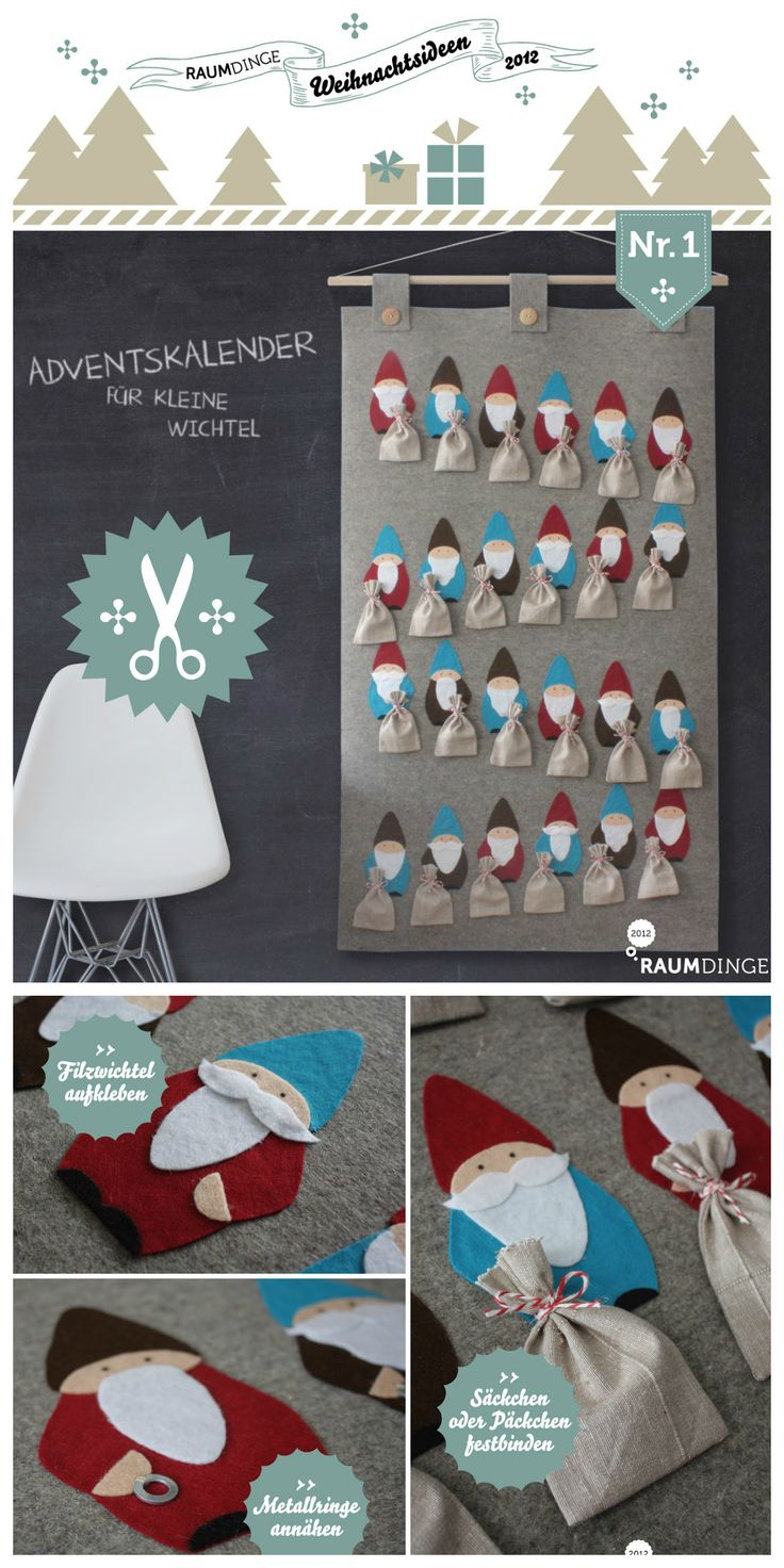 23. #adventskalender #diy #idea