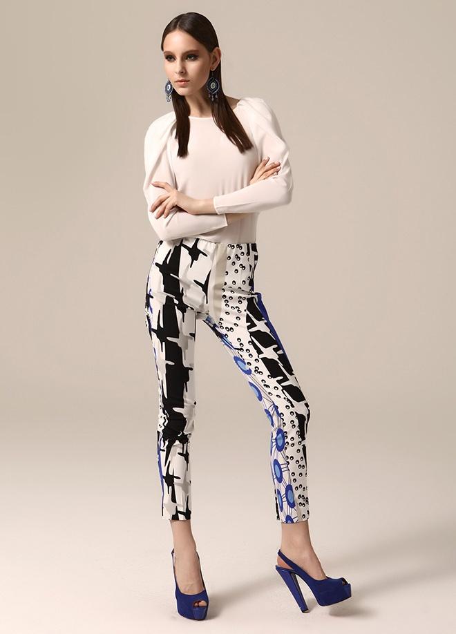 Jus de pommes Grogenli emprime pantolon Markafonide 249,99 TL yerine 129,99 TL! Satın almak için: http://www.markafoni.com/product/3759236/