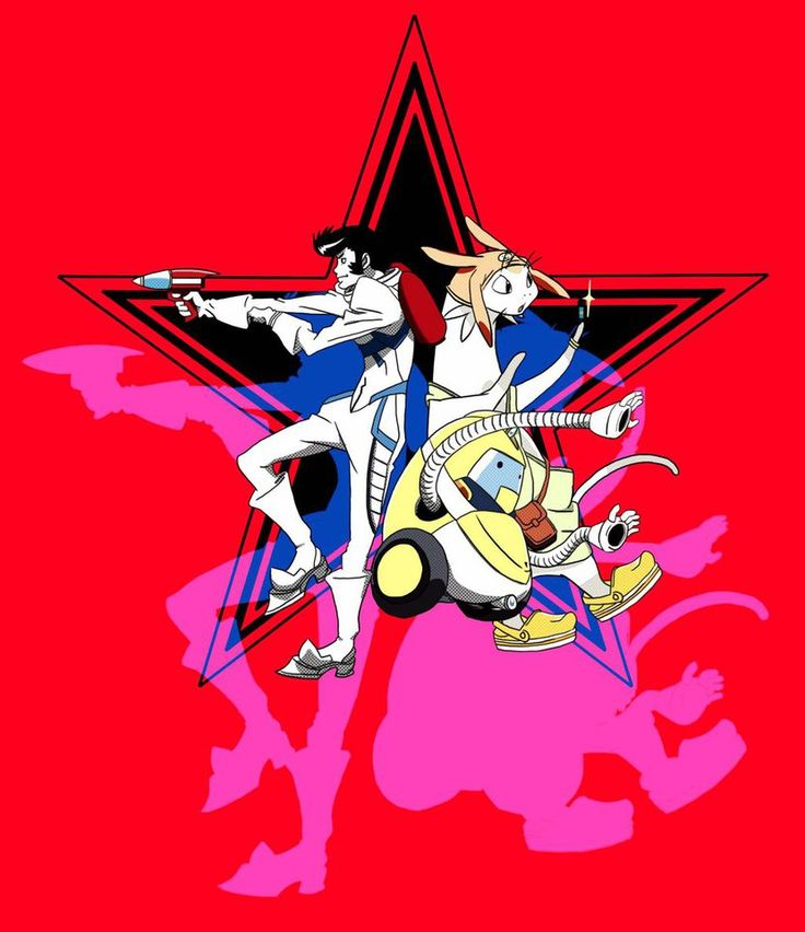Space Dandy by MedicApprentice
