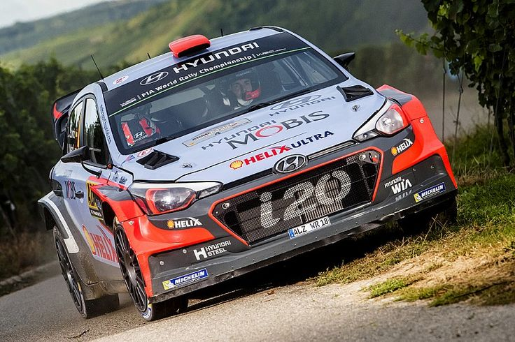 Back to business for Hyundai Motorsport as Tour de Corse marks milestone - Motorsport.com Edition Global