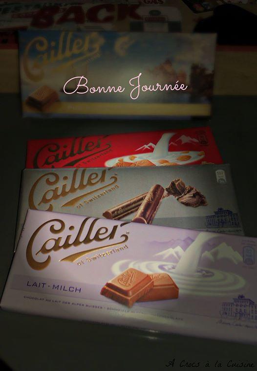Chocolat Cailler