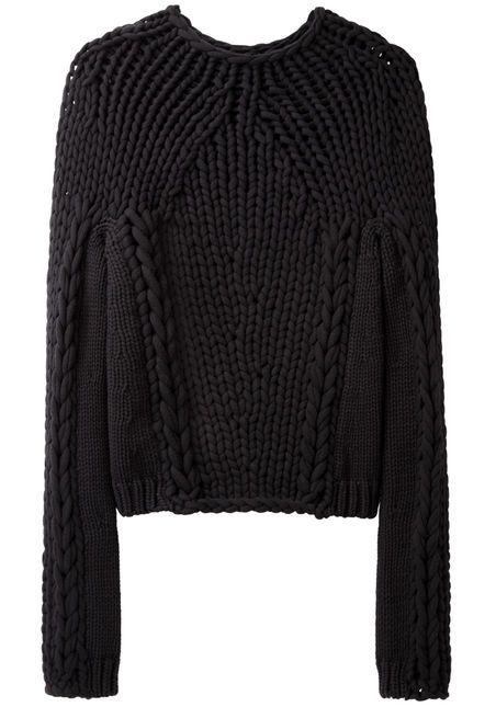 Alexander Wang   Handknit Seamless Pullover