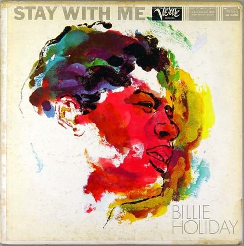 Billie Holiday: Jazz Album, Stay, Lp Covers, Billie Holiday, Holidays, Stone, Book Covers, Music Album Covers, Jazz Covers
