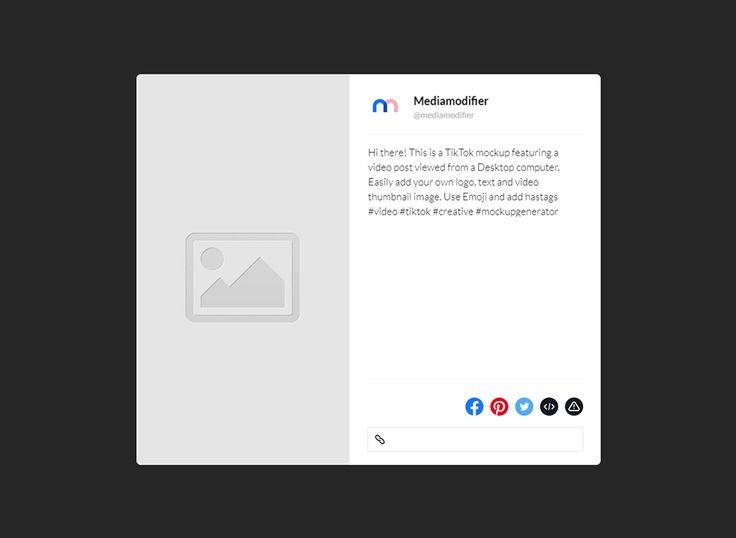 36 Best Instagram And Social Media Mockups For 2020 Mediamodifier Video Mockup Mockup Social Media Mockup